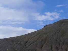 Day hike around Landmannalaugar. Looks a lot scarier than it is!